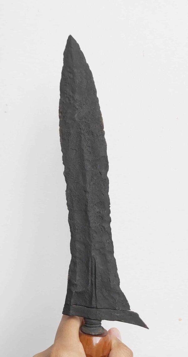 Keris Bethok Jalak Budho Keleng - ZK-172