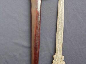 Keris Tilam Upih Dapur Omyang Jimbe Est. Tuban - ZK-125