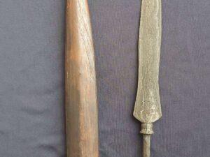 Spear Pamor Beras Wutah - ZK-141