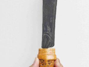 Wedhung Batu Lapah Magical Blade - ZK-092