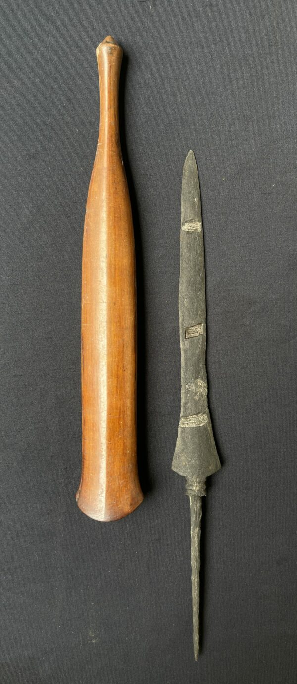 Spear Pamor Tambal - ZK-306