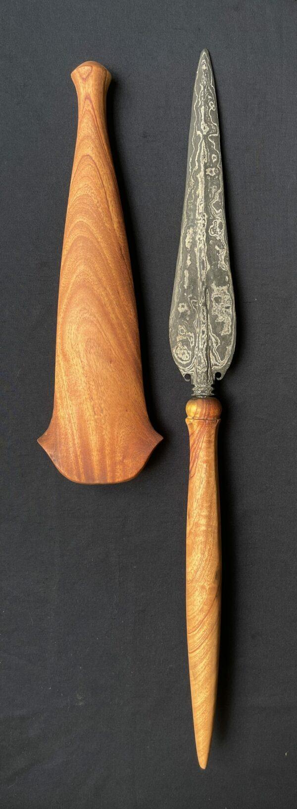 Spear Pamor Pedaringan Kebak - ZK-307