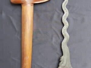 Keris Nogo Primitif (Dragon) - ZK-150