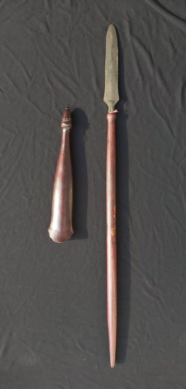 Spear Kuku Bima - ZK-221