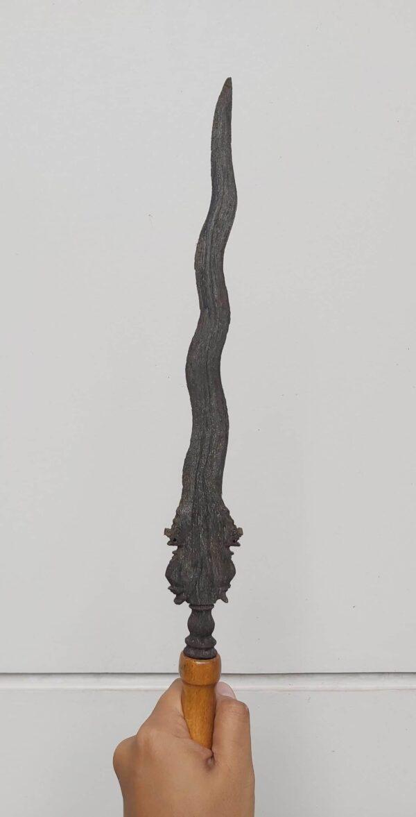 Spear Naga Kemanten Luk 7 Meteorit (Double Dragon) - ZK-216