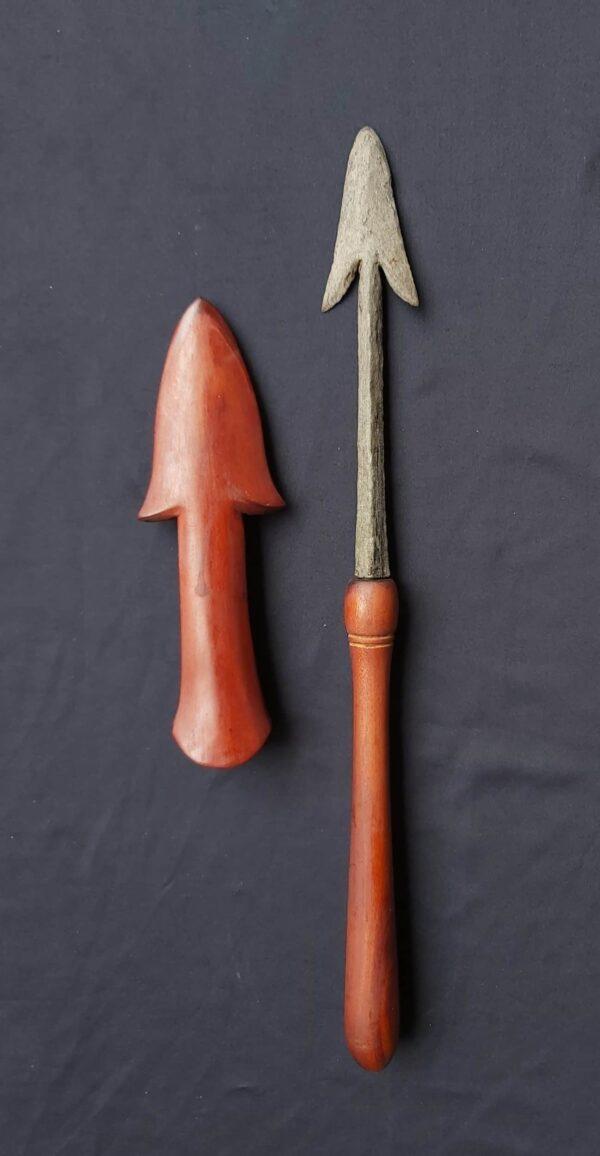 Spear Nenggolo - ZK-243