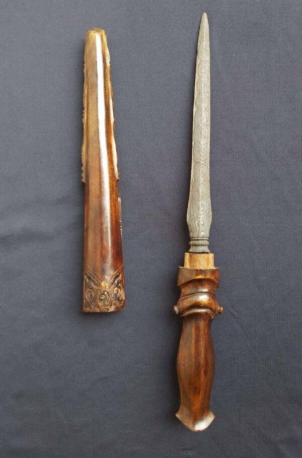 Spear Pamor Melati Susun Est. Madura - ZK-122