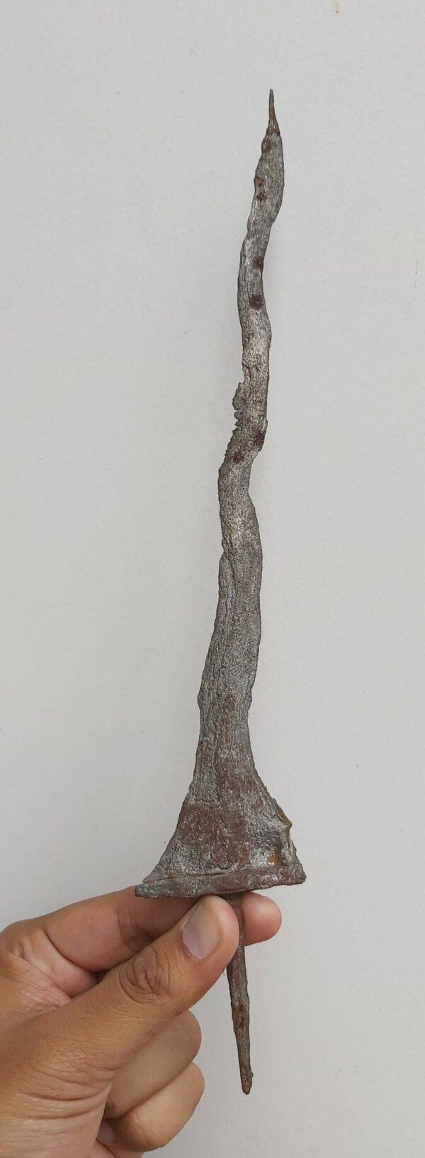 Keris Luk 6 - ZK-234