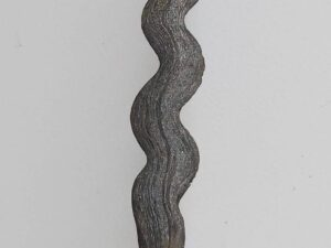 Spear Korowulang Pamor Mrambut Handle Pandito - ZK-108
