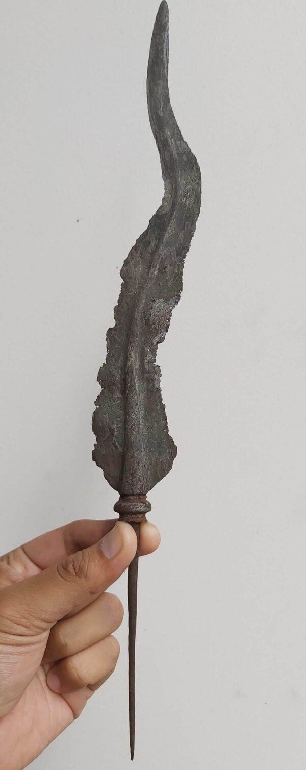 Spear Pamor Beras Wutah - ZK-233