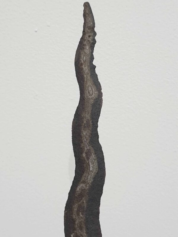 Spear Pamor Setro Banyu - ZK-027