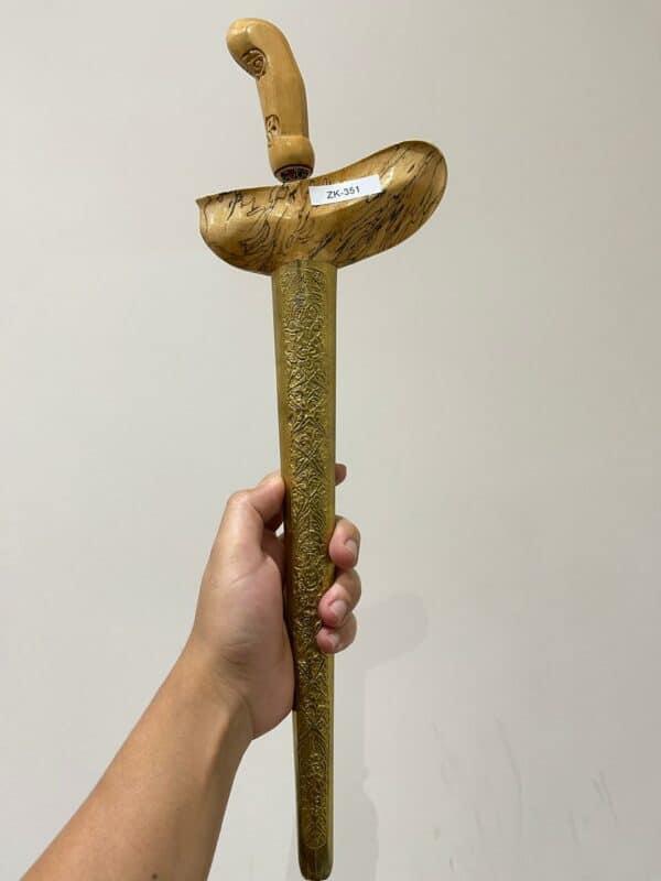 Keris Golden Rain Udan Mas – ZKE-351