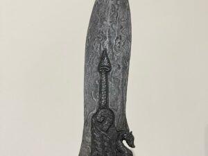 Keris Naga Bumi Earth Dragon - ZKE-322