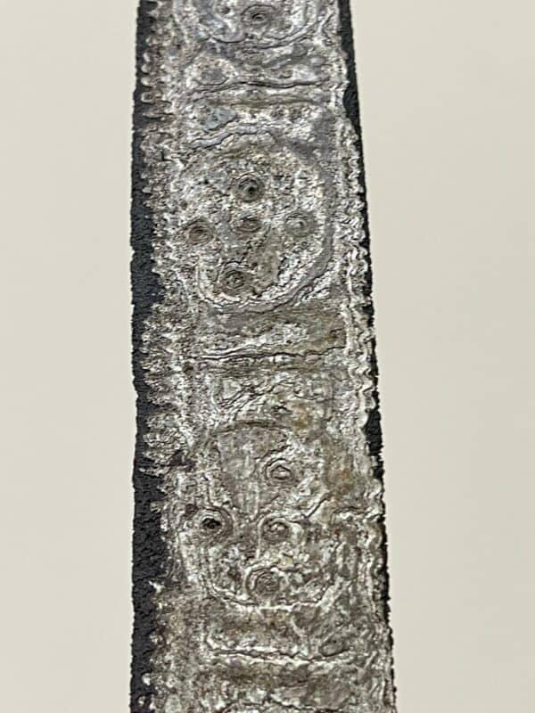 Keris 4 Pamor 4 Khodamic Spirits - ZKF-364