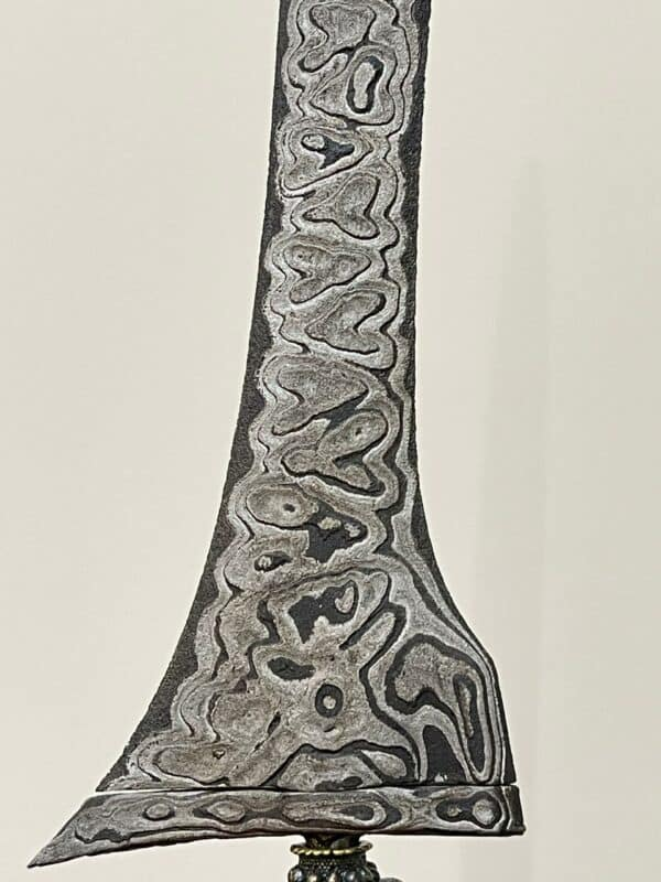 Keris Dragon Naga Pamor Jasmine - ZKF-381