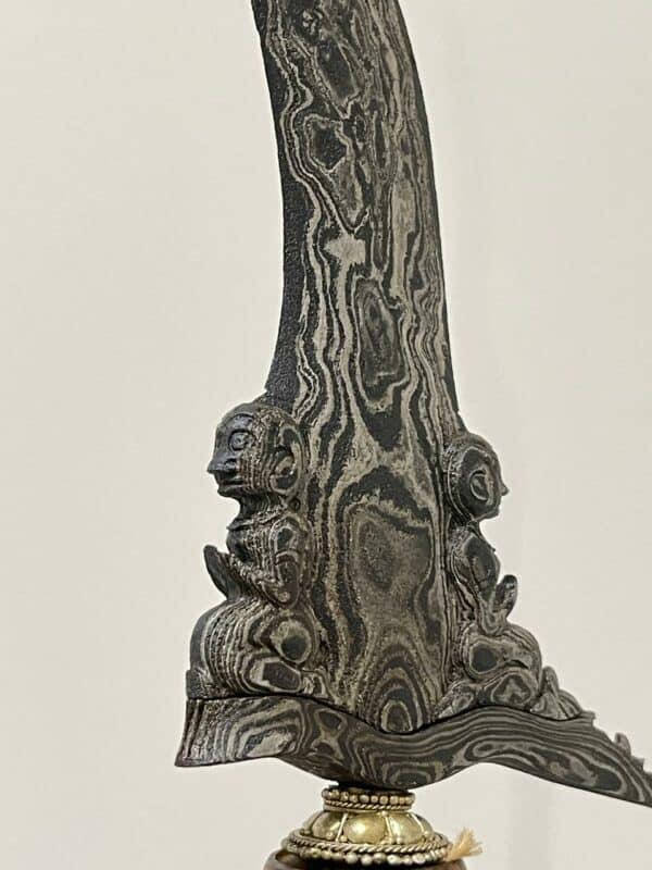 Keris Omyang Jimbe - ZKF-389