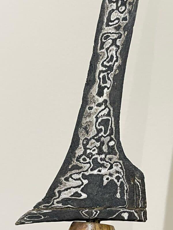 Keris Pamor Rojo Gundolo (Semar Figure Padjajaran Kingdom) - ZKF-370