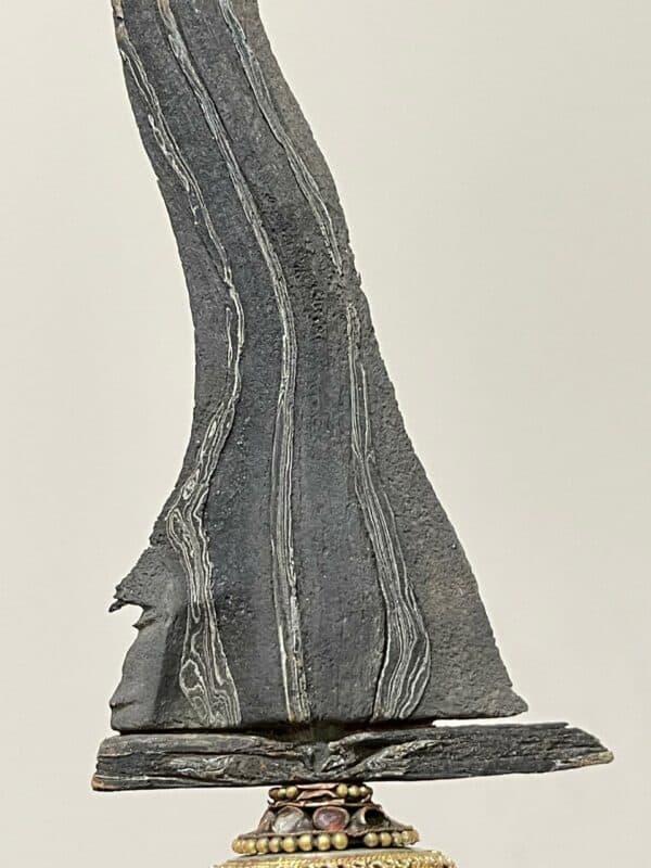 Keris Pamor Tejo Kinurung - ZKF-409