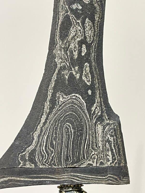 Keris Pamor Batu Lapak & Beras Wutah - ZK-431