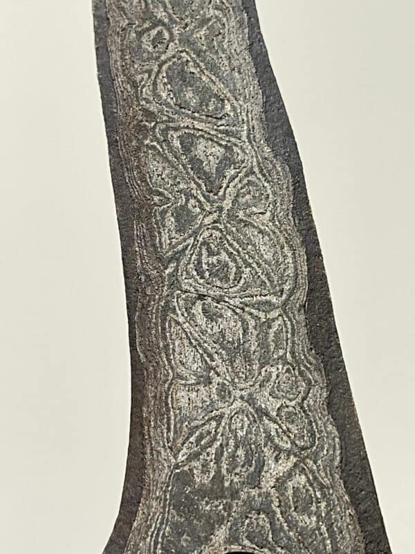 Keris Pandawa Lare Dwi Pamor (Tapal Kuda and Tritik) - ZK-424