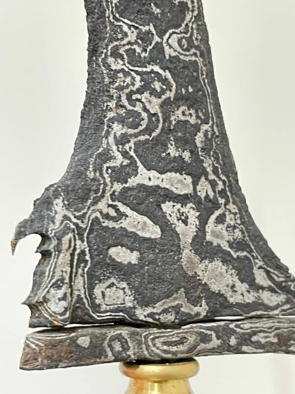 Keris Sempono Tangguh Pamor Melati Sinebar (Scattered Jasmine - Padjajaran) - ZK-429