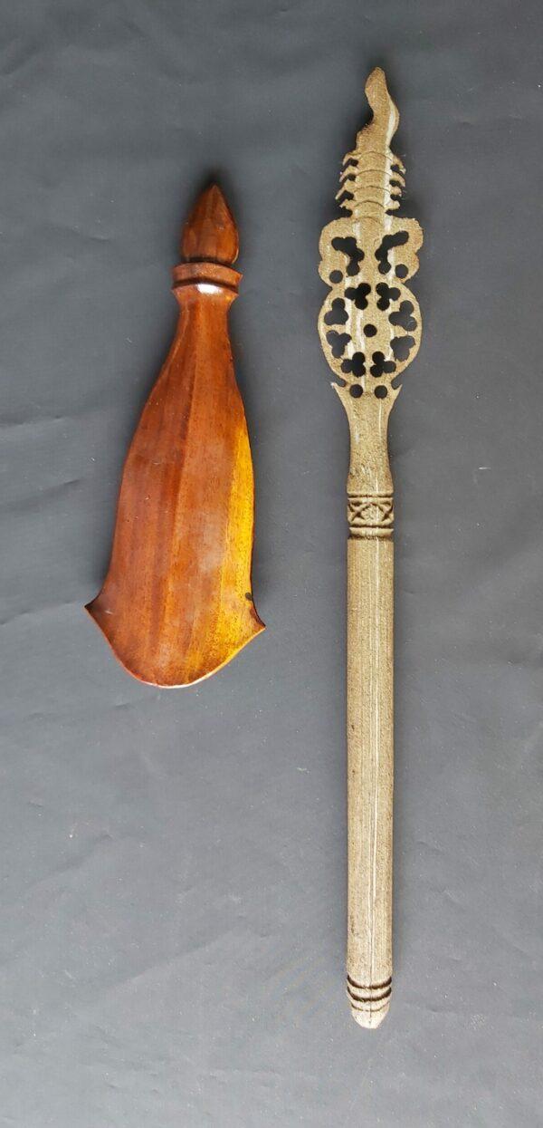 Spear Manggala Scorpio - ZK-493-HMZ